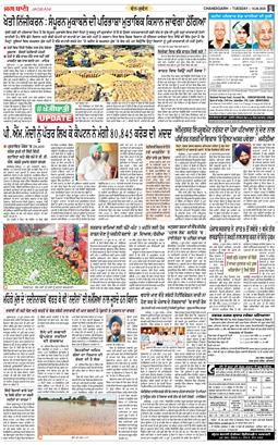 Chandigarh Main 2020-06-16