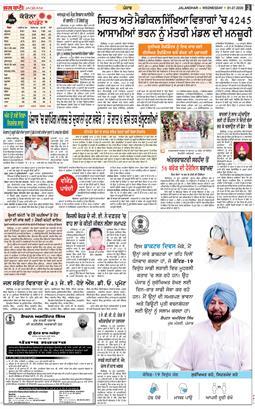 Amritsar Main 2020-07-01