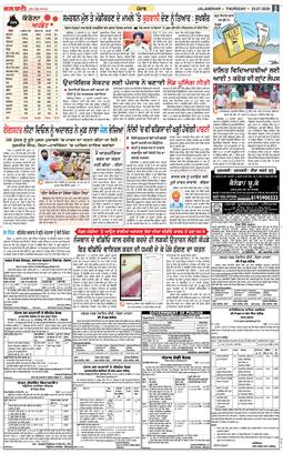 Amritsar Main 2020-07-23