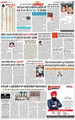 Amritsar Main 2020-08-24