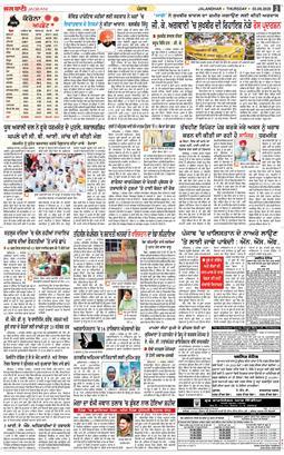 Amritsar Main 2020-09-03