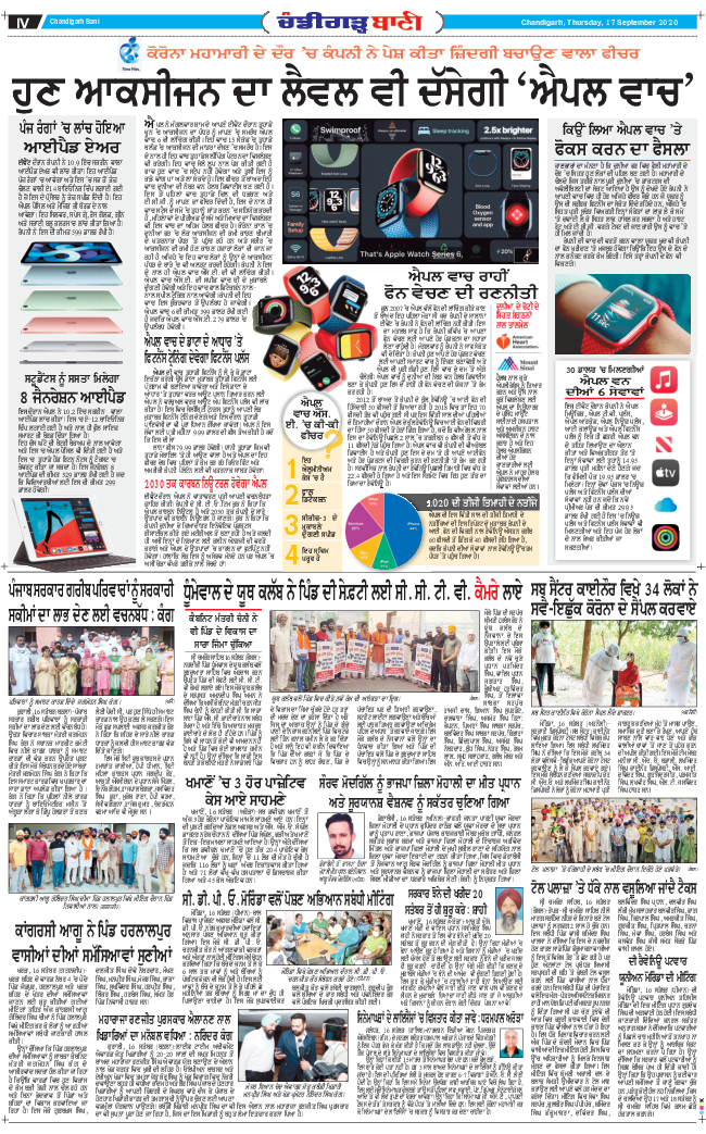 Chandigarh Bani 2020-09-17