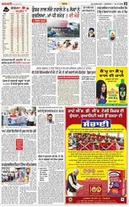 Amritsar Main 2020-10-18