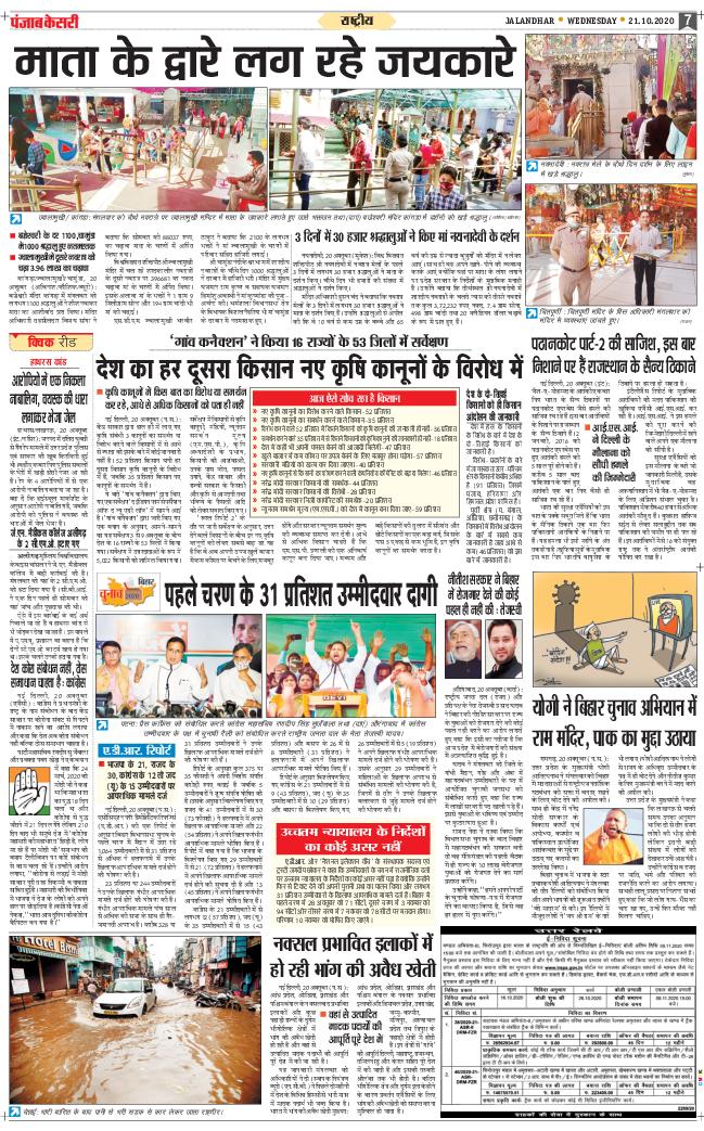 Main Jalandhar 2020-10-21